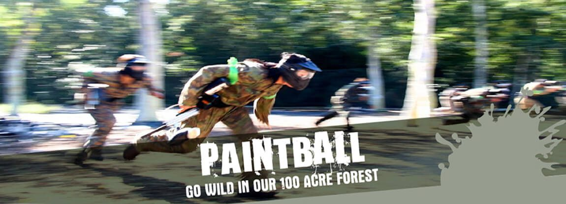 Paintball london experience