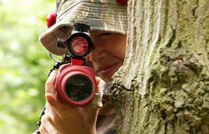 Laser Tag London - Sniper