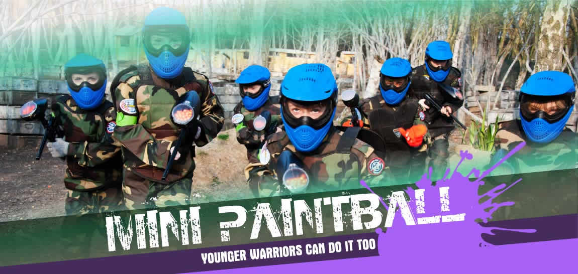 Mini Paintball at Campaign