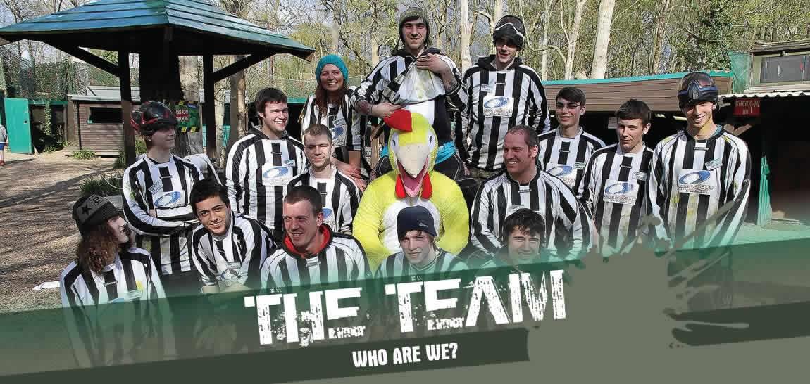 Team-Header