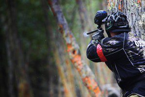 Walk-On Paintball at Campaign