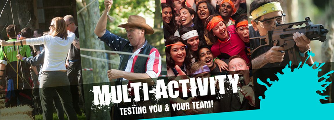 Multi-activity events