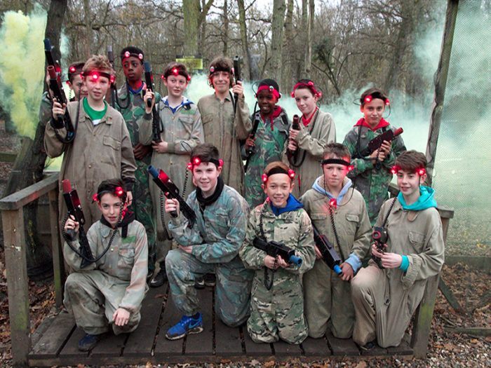 laser tag london and surrey