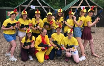 Hen party - Laser tag