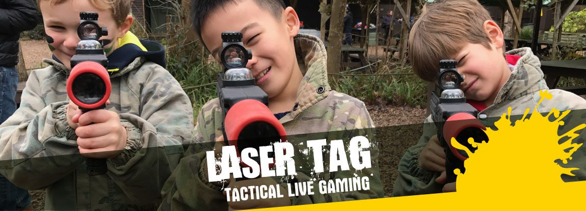 Laser Tag London